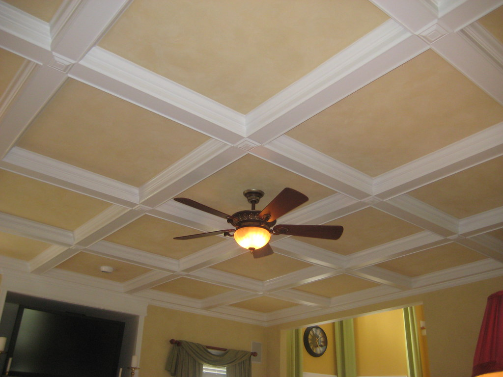 Coffered ceiling kits not by the finishing company richmond va