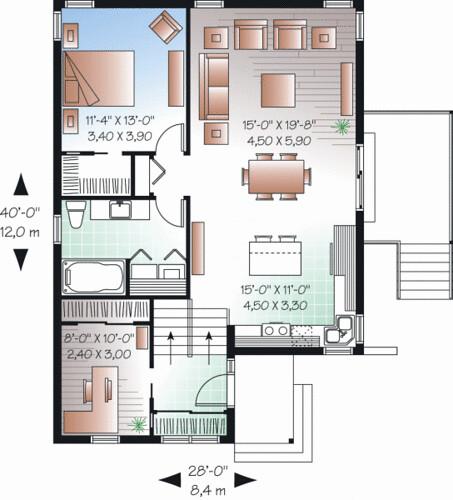 Image Result For Contoh Desain Rumah