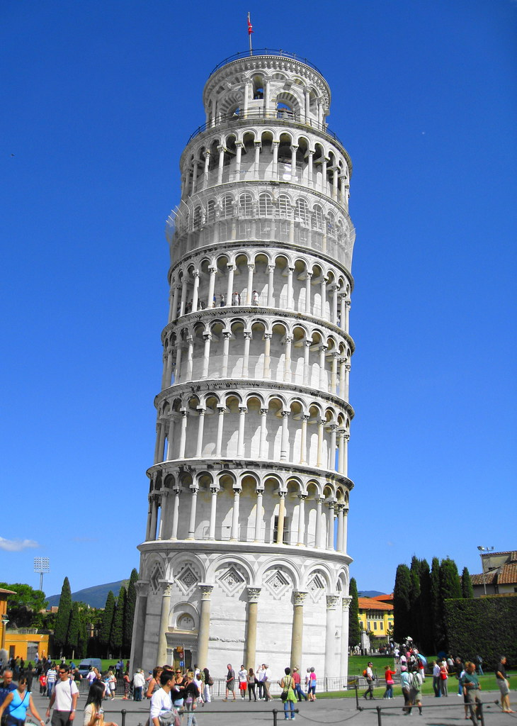 Torre Pendente Di Pisa Torre Duomo Pisa It Index Eng Html Flickr