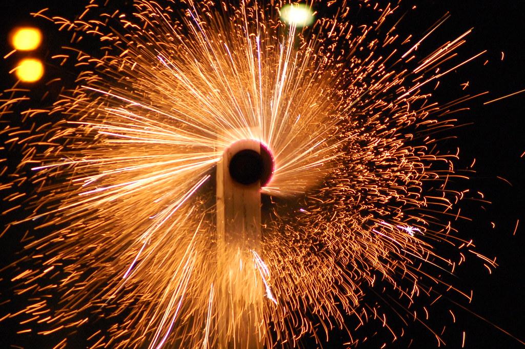 Catherine Wheel Firework | Flickr - Photo Sharing!