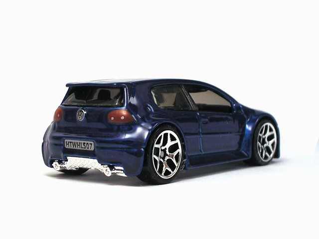 hot wheels volkswagen golf gti 2007 first edition nice flickr. Black Bedroom Furniture Sets. Home Design Ideas