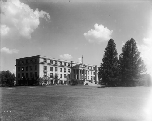 Curtiss Hall, 1917 | by Special Collections & University Archives (ISU)