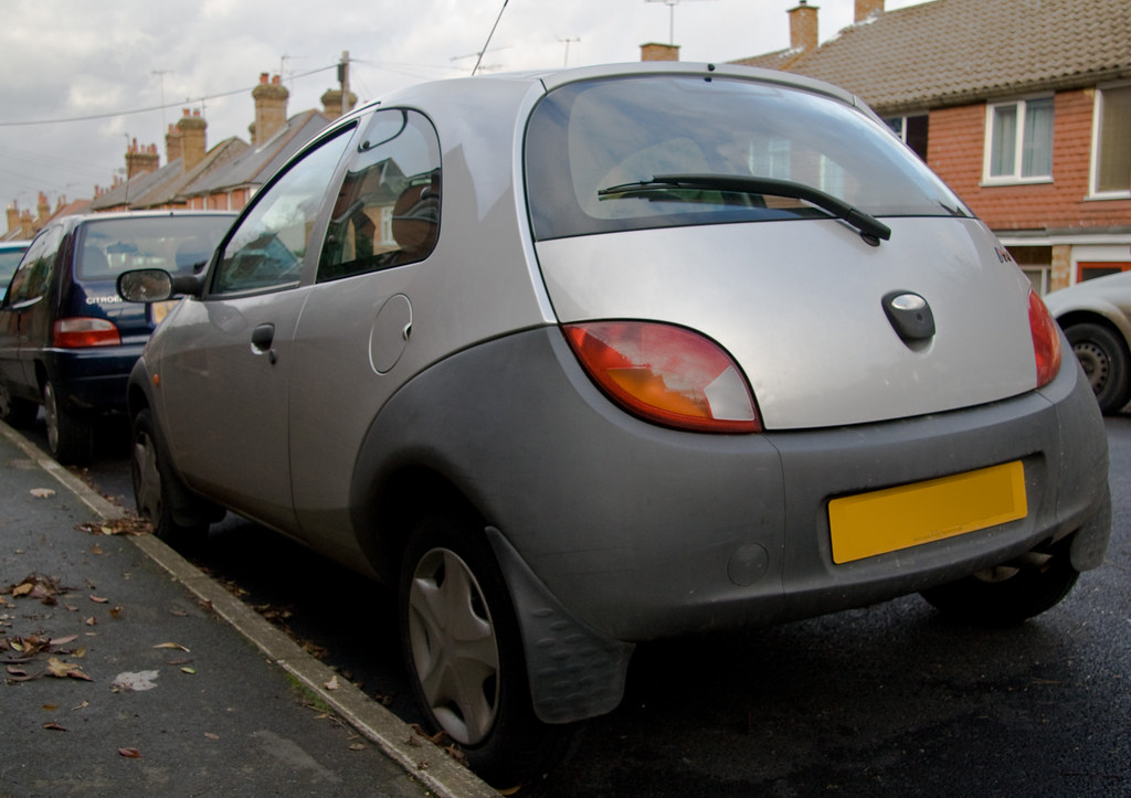Ford Ka   By Simon Greig Photo
