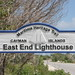 East End Lighthouse Sign