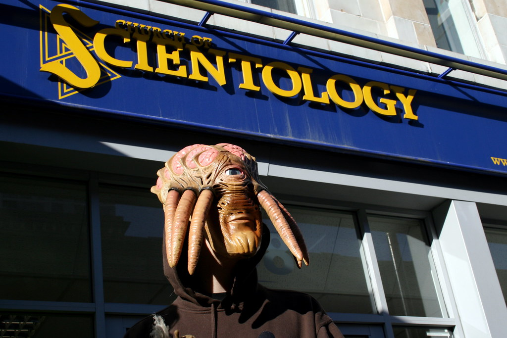 Image result for scientology xenu
