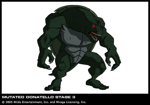 Mutated Don Stage 3 [[ Courtesy 4kids TMNT Blog ]] | Flickr