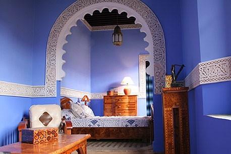 Camere Da Letto Marocco : Camera da letto in marocco visita in marocco annamaria