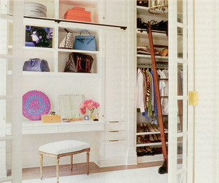 Every Girl's Dream Closet | by High Fashion Home