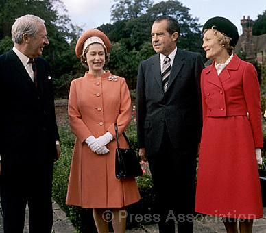 President Richard Nixon | by The British Monarchy