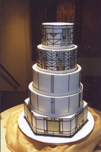 Edible Cake Images Darwin : Darwin Martin House Window Design This design was my ...