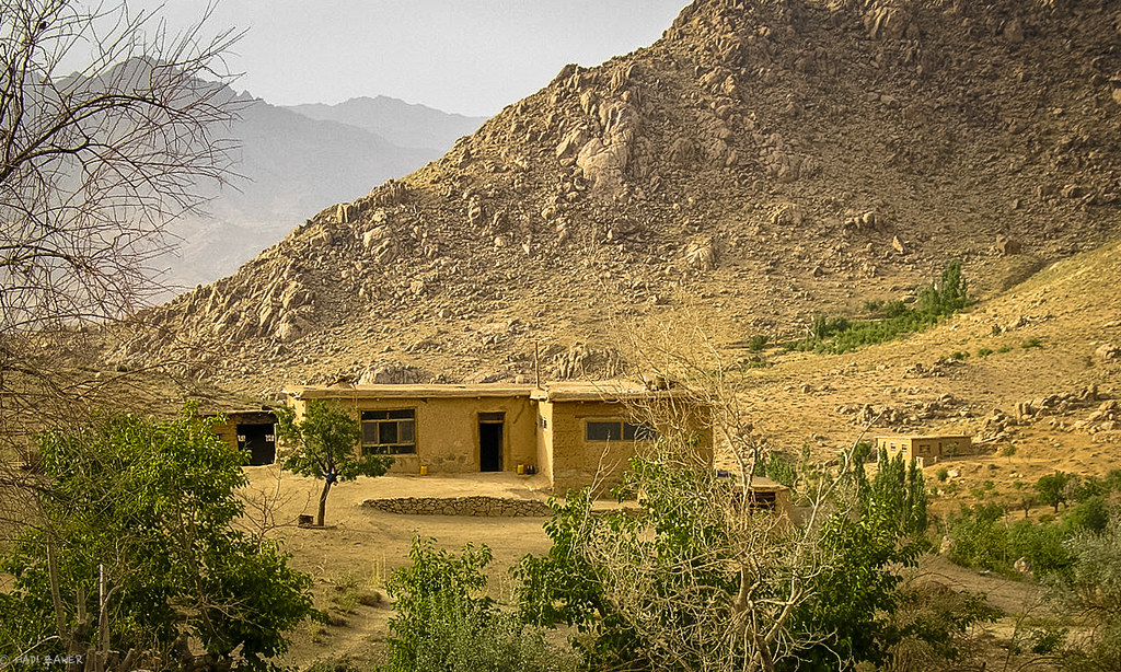 A House in the Highlands   Jaghori   Afghanistan   These