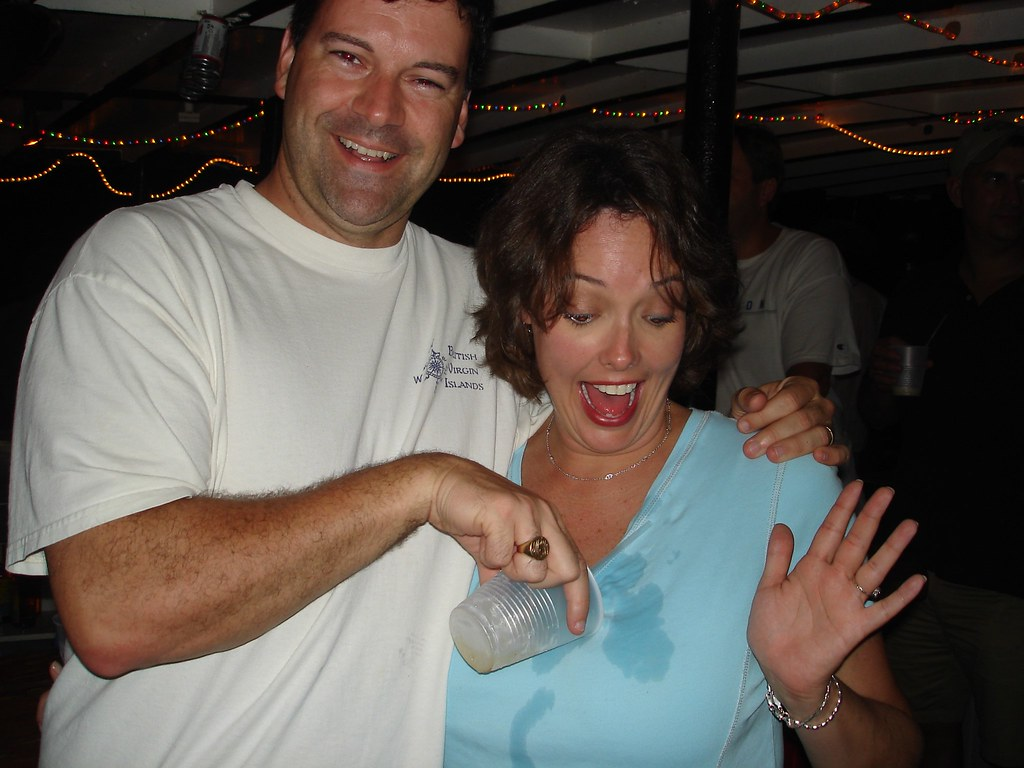 Oops Starting A Wet T-Shirt Contest  Mcarper1  Flickr-9396