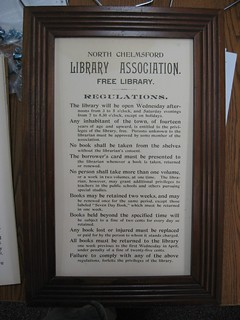 North Chelmsford Library Regulations | by chelmsfordpubliclibrary