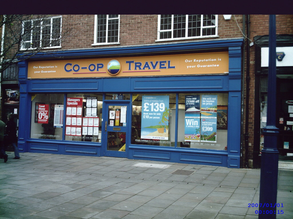Co op travel forex