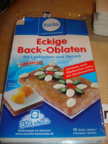 Oblaten Package | by BaronessTapuzina