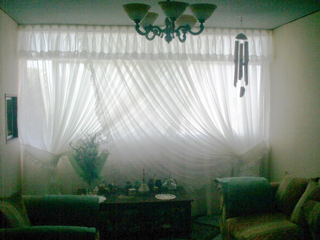 Arte cortinas flickr for Cortinas romanticas