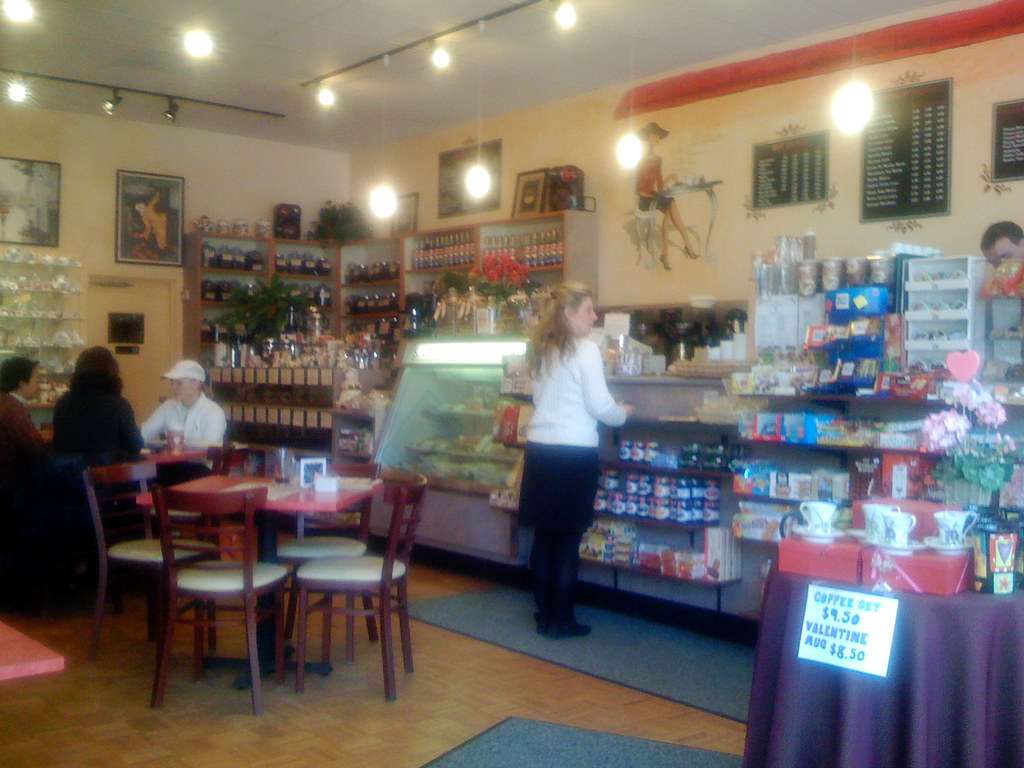 The Rendezvous Tea Room Readers