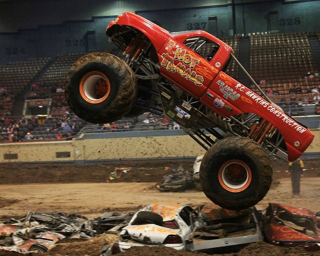 hot tamale extreme monster truck nationals in oklahoma