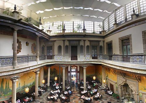 Interior de la casa de los azulejos mexico df best Historia casa de los azulejos