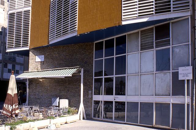 Bcn 07 08 barcelona es jos antonio coderch de sentmenat flickr - Apartamentos en la barceloneta ...