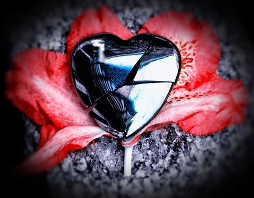 Broken Heart Quot The Heart Is The Only Broken Instrument