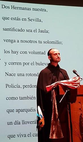 Ismael Lemais, pregón de Carnaval