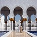 Entrance to Sheikh Zayed Mosque