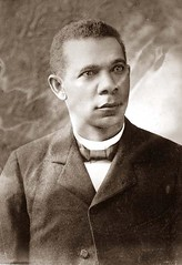 Why is booker t washington famous