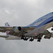 China Airlines 747