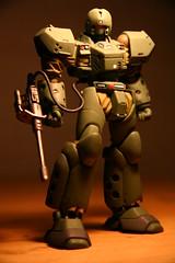 Kaiyodo ARL 99 Helldiver