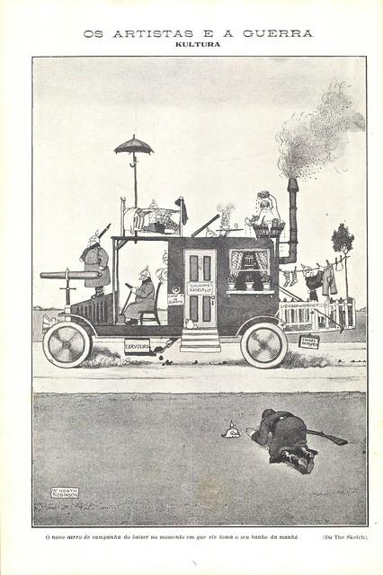 Ilustração Portugueza, No. 470, February 22 1915 - 22