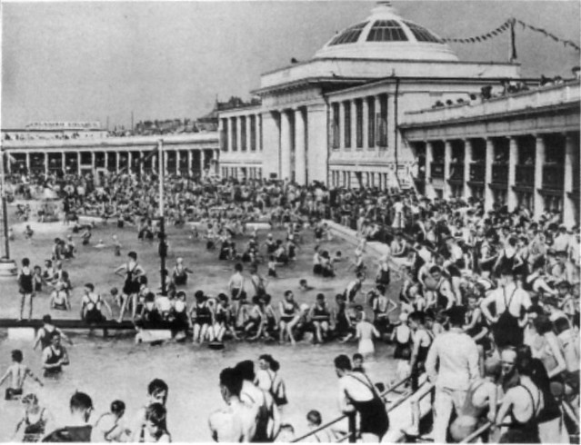 an open air swimming pool crossword clue blackpool open air baths in 1937 see pp 62 67 of the