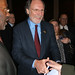 Governor Jon Corzine of New Jersey, USA