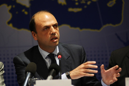 EPP Group Study Days in Palermo.   Angelino Alfano,... | by EPP Group in the European Parliament (Official)