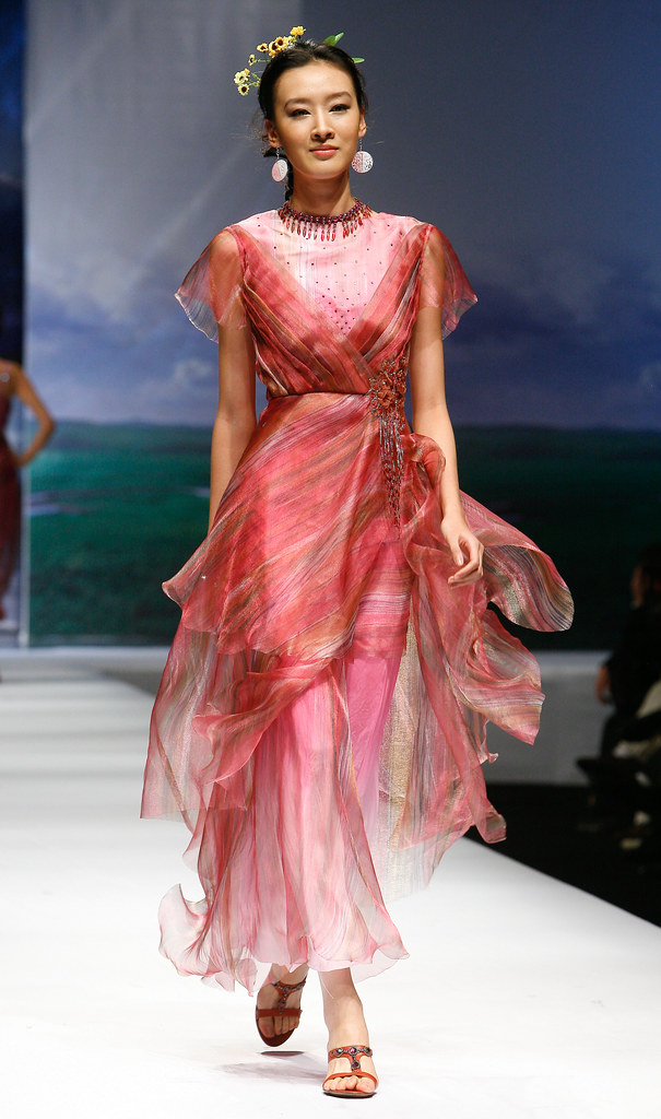 China Fashion Week Chriselle Lim