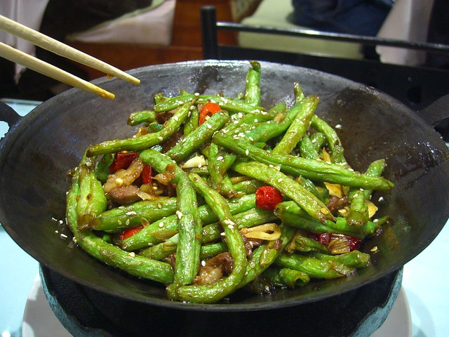 Fried Green Beans - Urumqi, China | Flickr - Photo Sharing!