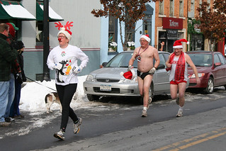 Santa Speedo Sprint | by Chicago_Tim