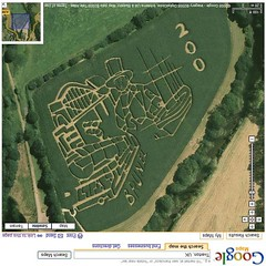 Brunel 200th Birthday Maze | by Si1very