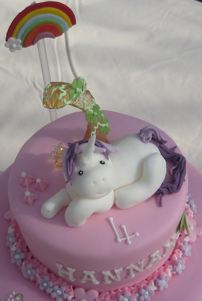 D Unicorn Cake Pan