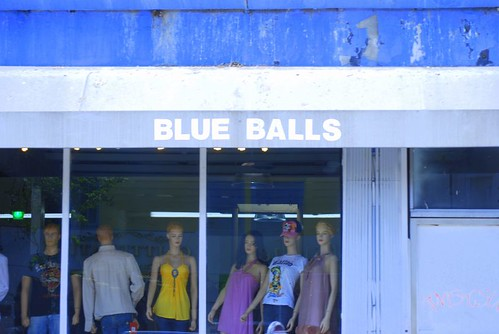 blue balls | by I Should Be Folding Laundry