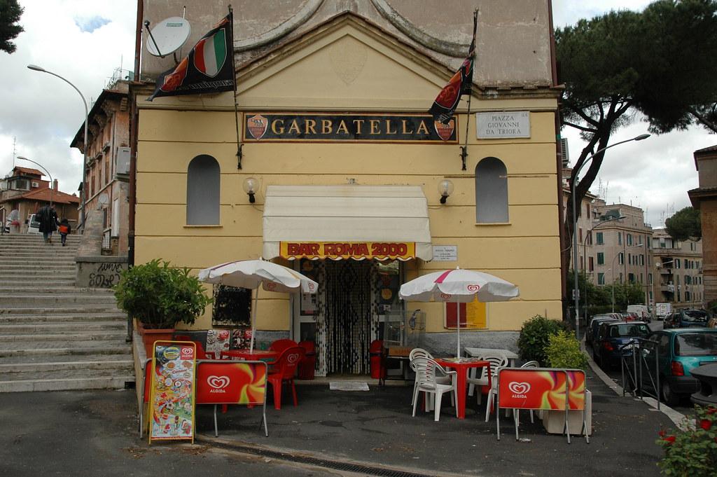 La Garbatella La Bottiglieria Dei Cesaroni Roma 2008