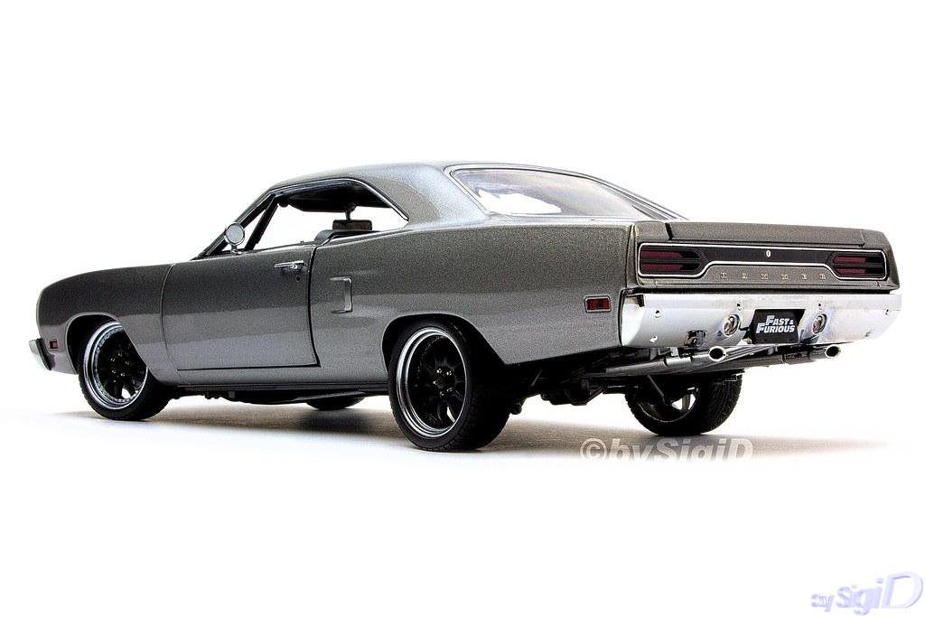 1 18 Gmp Fast Furious Plymouth Road Runner 3 1 18 Fast