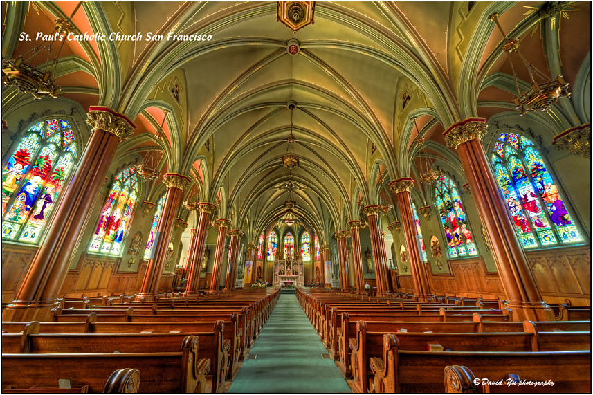 st paul 39 s catholic church san francisco st paul 39 s cathol flickr. Black Bedroom Furniture Sets. Home Design Ideas