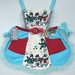 Winter Wonderland Snowman Apron