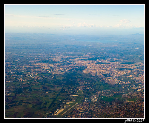 Rome northwestbound view (Roma) | by Gilberto Gaudio
