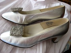 Marie Silver Paris Vintage Shoes 6B | by JoulesVintage