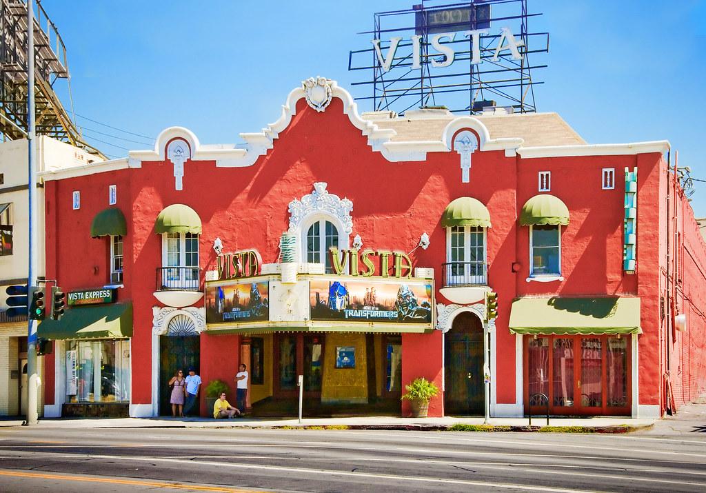 Vista Motel Los Angeles Ca