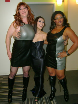 A mature woman with 2 black men nh - 2 4