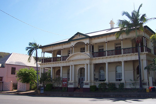 how to get to cooktown from melbourne