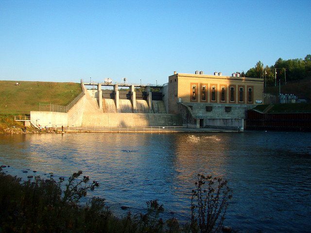 Tippy dam manistee river michigan flickr photo sharing for Tippy dam fishing